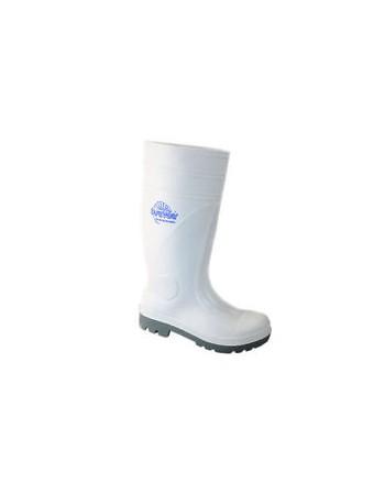 Stivali bianco PVC/Nitrile...