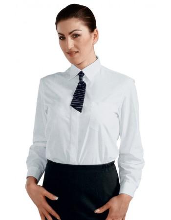 Camicia Donna Semisfiancata...