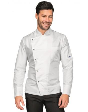 Giacca Chef Slim Microfibra...