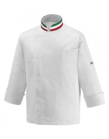 Giacca Chef Unisex Bianco...