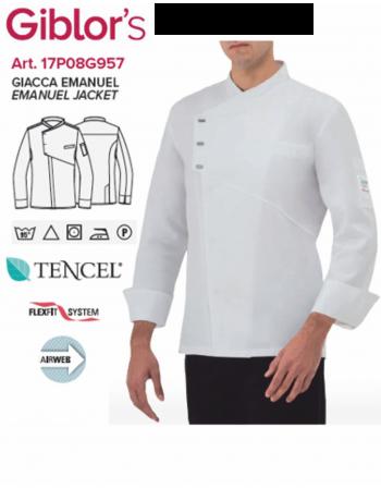 Giacca Chef Cuoco EMANUEL...